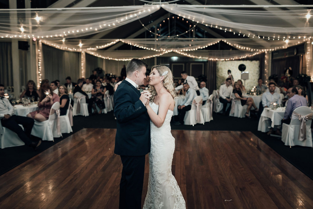 Your magical first dance