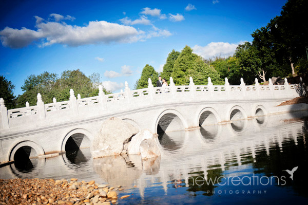 The spectacular marble bridge