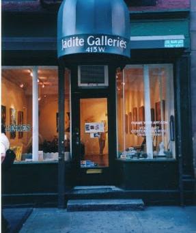 Ibero American Artist's Winter Salon. Jadite Gallery, Nueva York.