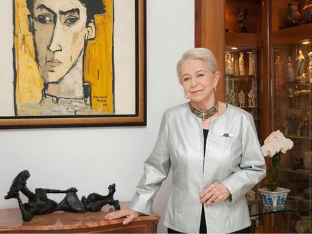 Janine Vigas: la mujer detrás de Oswaldo