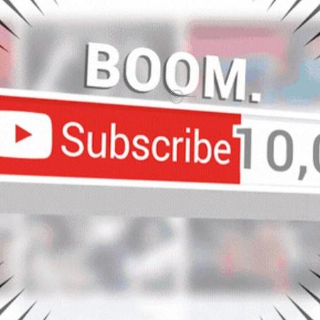 10К на YouTube Јеепаа