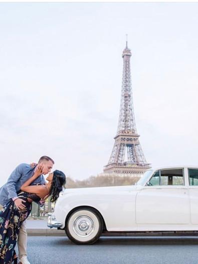 A Paris Dream: Ashley's Engagement Story