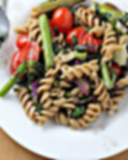 roasted-asparagus-and-tomato-pasta-salad