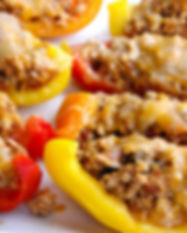 Skinny-Bell-Pepper-Nacho-Boats-Recipe-e1