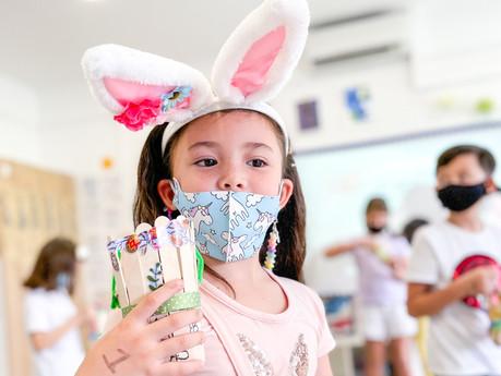 Easter Celebration at Razum