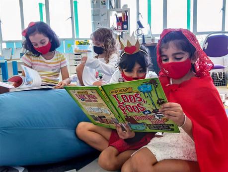 World Book Day at Razum
