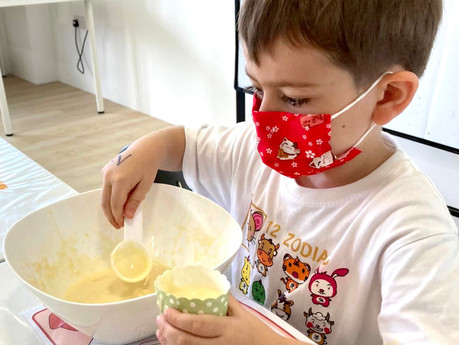 What Children Can Learn From Cooking