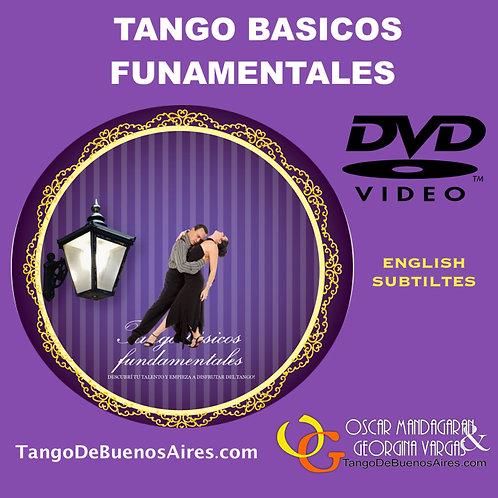 Tango básicos fundamentales en formato HD