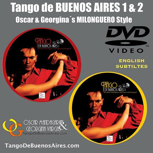 Tango de Buenos Aires I & II.