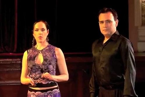 Tango y Milonga compilación DVD 1
