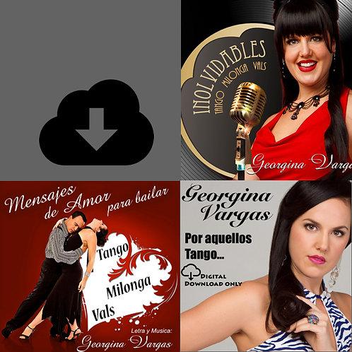 Georgina music CD - Digital
