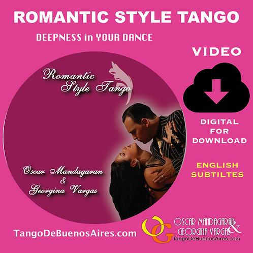 Tango Estilo Romantico