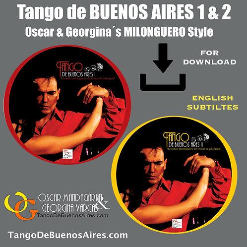 Tango de Buenos Aires I & II