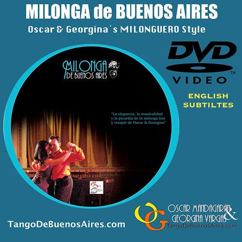 Milonga de Buenos Aires
