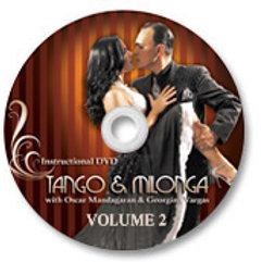 Tango y Milonga compilación DVD 2