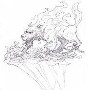 Dody Eka-HELIX(The Hell Hound)-Pencils_e