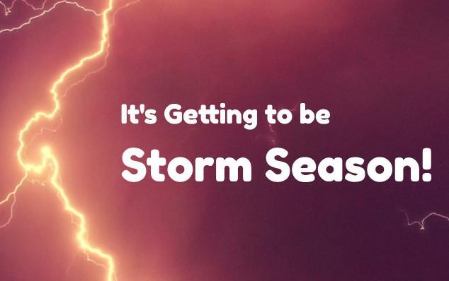 Preparedness Tips for Storm Season