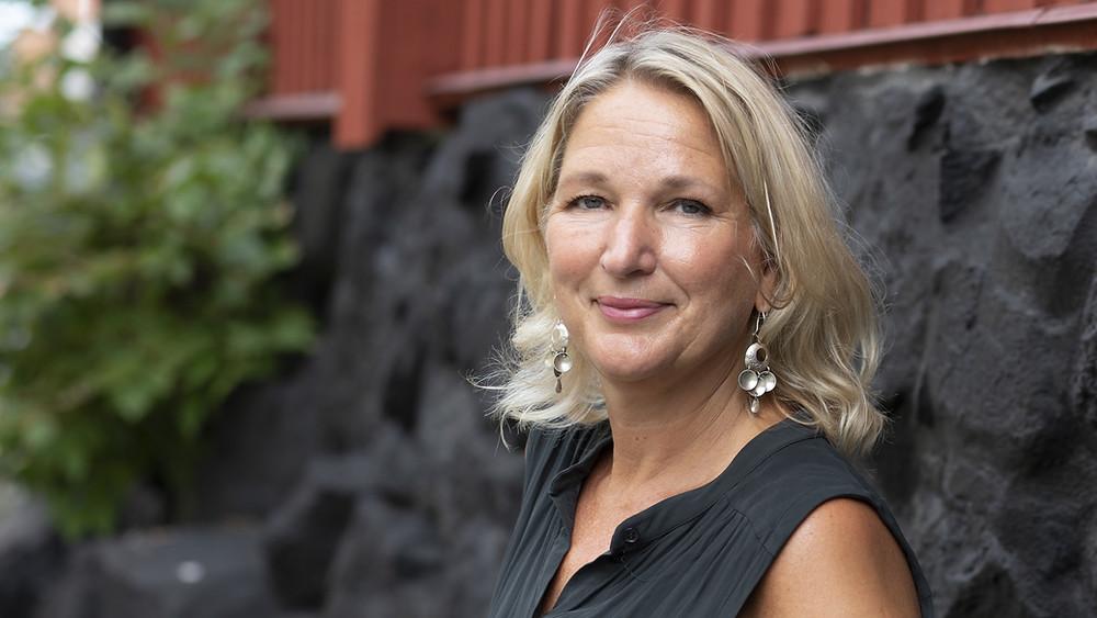 Porträtt av Annica Dahl