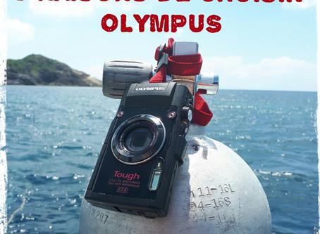 5 raisons de choisir Olympus pour commencer la photo sous-marine