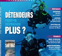 Plongeurs International N°123, Plongée au Japon