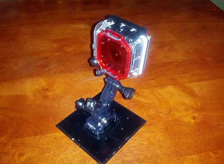 La GoPro3: Black Edition en Plongée sous-marine