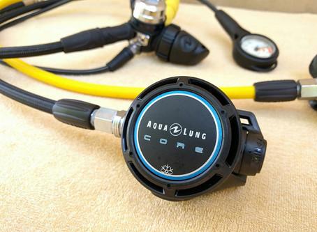 Test du détendeur Aqua Lung CORE
