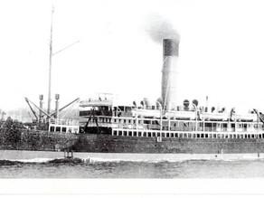 l'Épave du SS Yongala