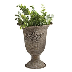 Metal Cup Planter