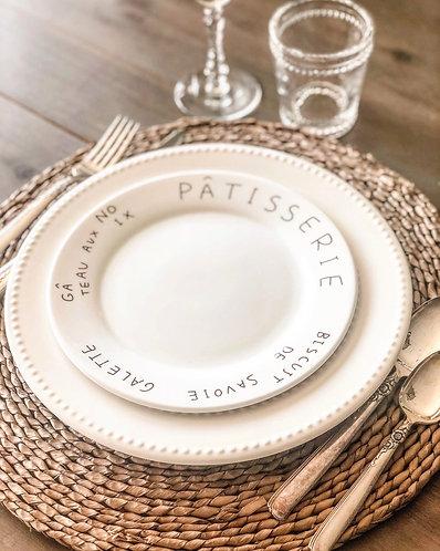 Patisserie Plate