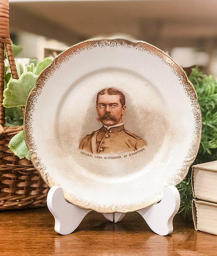 General Lord Kitchener Plate