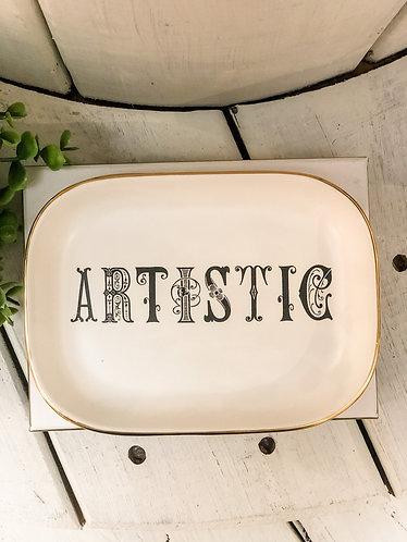 Artistic Dish