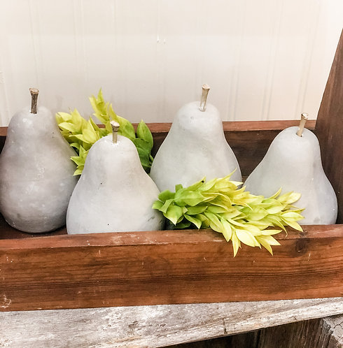 Stone Pear