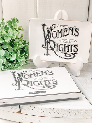 Women's Rights Dish