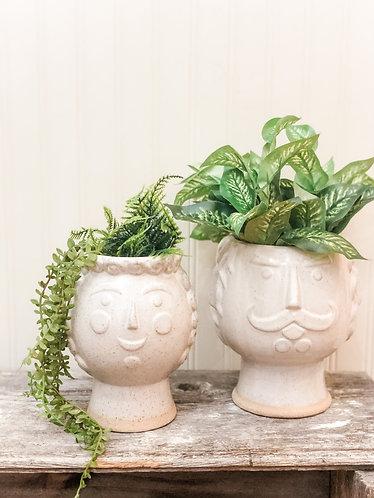Happy Face Planter