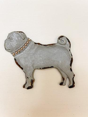 Pug Dog Dish