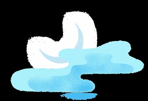 Illustrated Moon