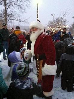 Santa in the Crowd.jpg