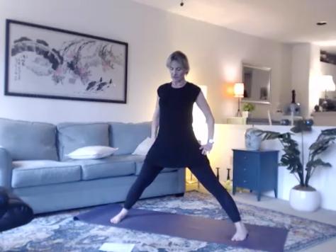 Big News: Yoga Libre Live Stream Classes!