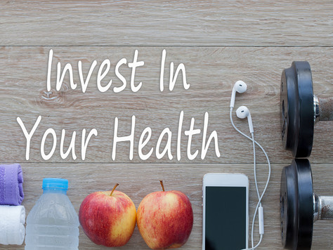 Invest in Your Health in 2018