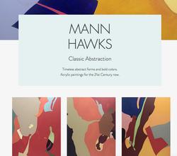 Mann Hawks website