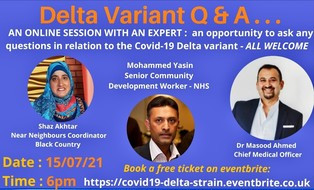Would you like to learn more about the Delta strain of Covid-19?