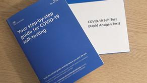 Covid Self Test Instruction Video