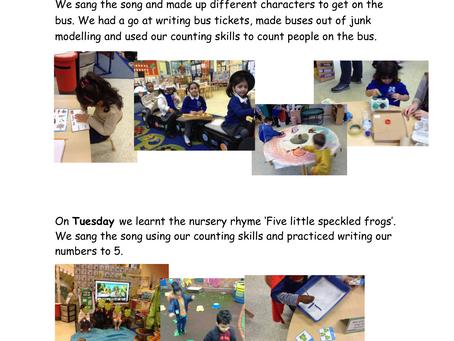 Nursery Rhyme Week