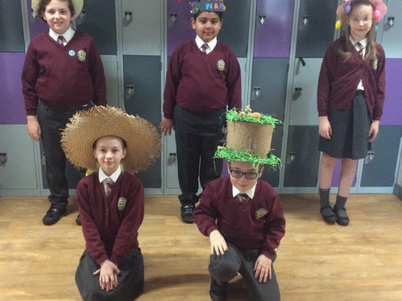 Year 4 Spruce Easter Activities