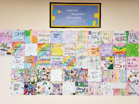 Anti-bullying Week in Year 5