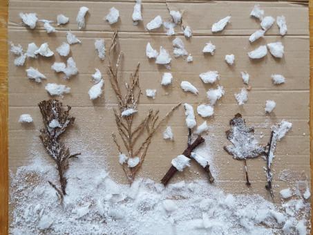 A Little Bit of Snow - A Lot of Fun for Nursery!