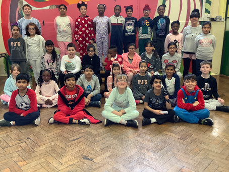 Red Nose Day and World Book Celebration