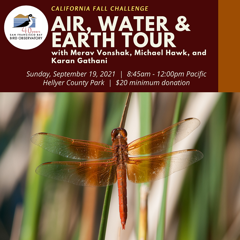2021 CFC Air, Water and Earth Tour