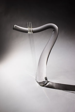 Glass Sounds harp