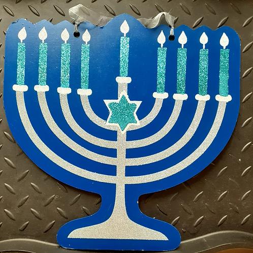 Hanukkah Wall Decoration